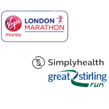 London & Stirling Marathons